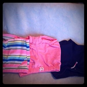 3 pairs of 18 months shorts